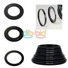 52/55/58/62/67/72/77/82mm Photo Adapter Ring for Cokin P Series Filter Holder