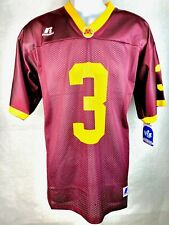 Minnesota Golden Gophers Football Jersey Maroon 3 Russell