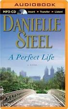 NEW A Perfect Life by Danielle Steel MP3 CD Book (English) Free Shipping