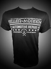 SONS OF ANARCHY SOA TELLER MORROW AUTOMOTIVE REPAIR REAPER BIKER T SHIRT S-3XL