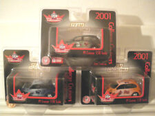 White Rose Collectibles 1/58 Scale NCAA College Chrysler PT Cruisers New in Pack