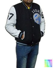 Beverly Hill Cop Detroit Lions Letterman Jacket worn by Eddie Murphy 1020