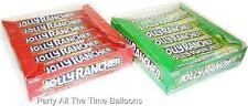 "JOLLY RANCHER ""APPLE OR CHERRY STIX"" HARD CANDY 36 BARS FREE SHIP"