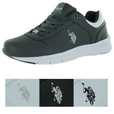 US Polo Assn. Racer Men's Athletic Running Shoes Sneakers