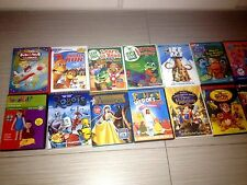 LOT OF DVD TITLES FOR FAMILY CHILDREN KIDS & ALL AUDIENCE - YOU CHOOSE THE MOVIE