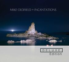 MIKE OLDFIELD-INCANTATIONS (DELUXE EDITION)-NEW CD ALBUM