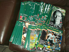 Plymouth Argyle homes 2005/06 - 2008/09