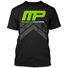 MusclePharm Chevron T-Shirt - Black