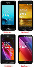 Amzer Pudding Matte TPU Skin Case Protective Back Cover For Asus Zenfone 4 5 6