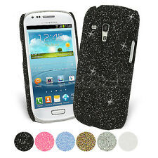 Fine Sparkle Glitter Cover Case for Samsung Galaxy S3 Mini I8190