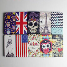 Luxury Flip Wallet PU Leather Case Cover Pouch For Sony Xperia M2 D2306 D2305