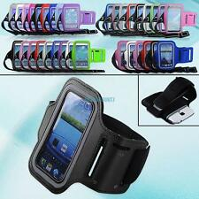 sport gym exercise armband case arm strap pouch holder for samsung galaxy series