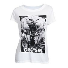 Eleven Paris Atigrou Tiger Women's T-Shirt New Collection On SALE!!