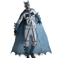 C989 DC Comics Blackest Night Deluxe Zombie Batman Mens Halloween Adult Costume