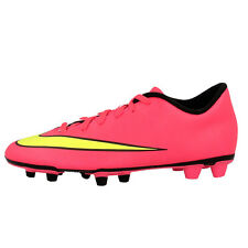 Nike Mercuriel Vortex II Fg Chaussures Came De Football Rouge 651647-690