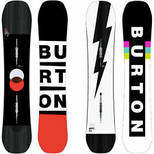 Burton Custom Flying V Twin Rocker Restricted Snowboards  ICS Channel 2013-2015