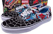 Vans THE AMAZING SPIDERMAN Marvel LO ERA Skate Sneakers Shoes WEB TOE
