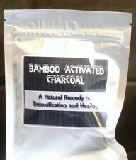Activated Bamboo Charcoal Powder ~ SOAP, Detox, Acne 2oz to 1lb sizes