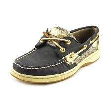 Sperry Top Sider Bluefish 2 Eye Womens Boat Moc Leather Boat Shoes