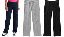Danskin Women's Relaxed Work out Pants Pockets & Drawstring DL31B119 PETITE REG