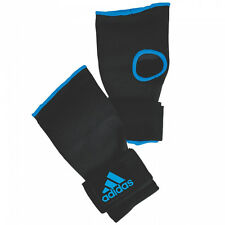 Adidas Super Gel Inner Glove Wraps - Black/Blue