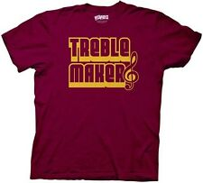 AUTHENTIC PITCH PERFECT TREBLE MAKER COMEDY FILM MOVIE MENS T TEE SHIRT S-2XL