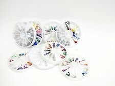 Nail Art Rhinestones Assorted Choice 1200pcs/Wheel/carousel