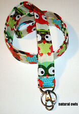 Fabric Lanyard / ID Badge Holder --- several styles TO CHOOSE FROM!!!  lany3