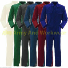 Trade Overalls For Pro's 7oz Mens Coveralls Boilersuit Mechanics Tough Workwear