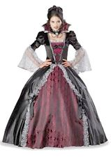 Costumes! Gothic Court Royal Vampire Countess Costume Ball Gown