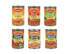 Nalley Chili Con Carne with Beans 12 ~ 15 oz. Cans