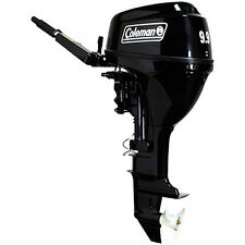 Coleman®  9.9 HP Outboard Motor- Long Shaft