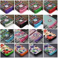 Fashion Cute Design Pattern Hard Back Case Cover Skin For Apple iPhone 5 5S