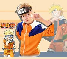 Costume Anime, Naruto Uzumaki Naruto Cosplay Costume,Orange