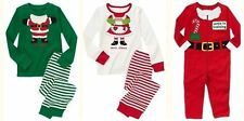 NWT Gymboree 2012 CHRISTMAS Mr/Mrs/Santa Pajama/Gymmies/PJ Holiday Boy/Girl/Baby