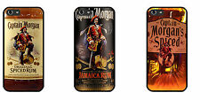 Captain Morgan for iPhone 4 4s 5 5s 6 Samsung S3 S4 S5 Mini Sony HTC Case Cover