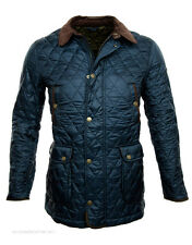 Hackett Men's British Paddock Quilted Jacket - Navy
