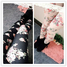 New Fashion Womens Punk Funky Leggings Stretchy Pencil Skinny sexy pants