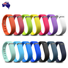 Hot Wireless Wristband Bracelet Replacement Large Band +Clasp for Fitbit Flex