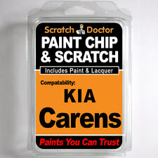 KIA CARENS TOUCH UP PAINT Stone Chip Scratch Repair Kit 2009-2014