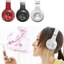 Bluedio Turbine Hurricane H+ Bluetooth 4.1 Wireless Stereo Headphone Mic Radio