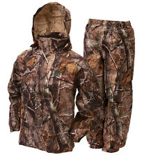 FROGG TOGGS ALL SPORT CLASSIC 50 CAMO RAINGEAR RAINSUIT-HUNTING-AS1310