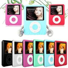 8GB 16GB Slim Classic 3th 1.8in Digital LCD Mp3/Mp4 FM Radio Video Games Player