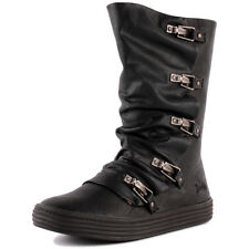 Blowfish Opah Womens Synthetic Black Boots New Shoes All Sizes
