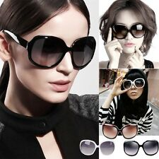 3 Colors Women's Retro Vintage Shades Fashion Oversized Designer Sunglasses