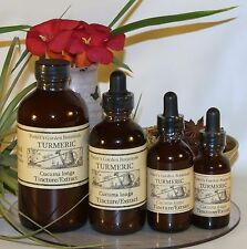 TURMERIC ROOT Tincture Extract  ~ Alzheimer's 4 sizes