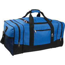 "Everest 25"" Sporty Gear Bag 5 Colors All Purpose Duffel NEW"