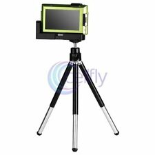 Black Tripod Phone Holder for iPhone 4 4S 5 5S 5C Samsung Nokia HTC Motorola