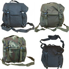 Mens Army Combat Military Messenger Day Pack Shoulder Bag Surplus US ALICE New