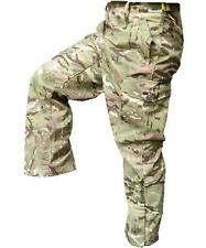 NEW British Army Multicam MTP PCS Windproof Trousers Hunting Fishing Airsoft SAS